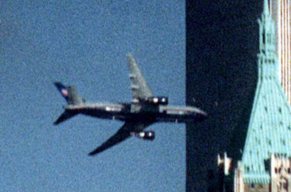 The South Tower Plane Was A Military Drone Aircraft, NOT ...